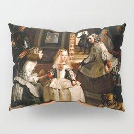 """Diego Velázquez """"Las Meninas (The Maids of Honour)"""" Pillow Sham"""