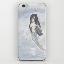 Mermaid Sister iPhone Skin
