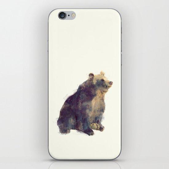 Bear // Nova iPhone & iPod Skin