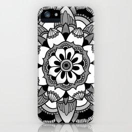 Mandala V4 iPhone Case