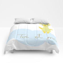 Toi et moi Comforters