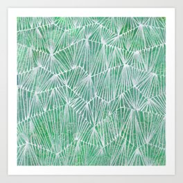 Linear No. 2 Art Print