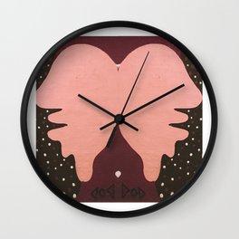 Metamorpheses Wall Clock