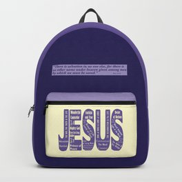 No Other Name Backpack