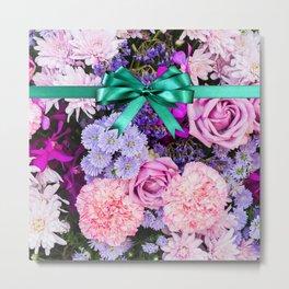 Floral Gift 5 Metal Print
