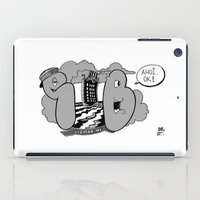 submarine iPad Cases featuring submarine by ouchgrafix urban art