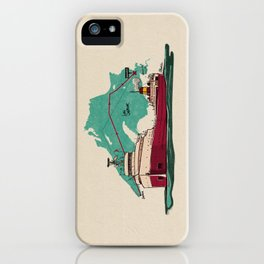 the edmund iPhone Case