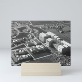 Wind Tunnel Mini Art Print