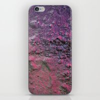 rave iPhone & iPod Skins featuring Rave by Calle de Rosa