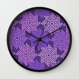 Op Art 106 Wall Clock