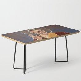 Saint Jeff of Goldblum Coffee Table