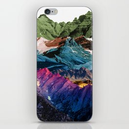 Dream Nature MOUNTAINS iPhone Skin