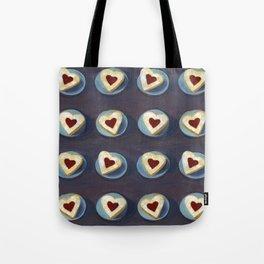 Linzer Cookies Tote Bag