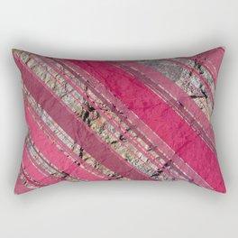 Pink  & Rock Rectangular Pillow