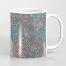Grey Dreams Coffee Mug