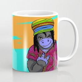 Gorrila Hippie Coffee Mug