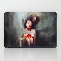 fitzgerald iPad Cases featuring Bonhomie by adroverart