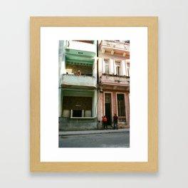 San Miguel Framed Art Print