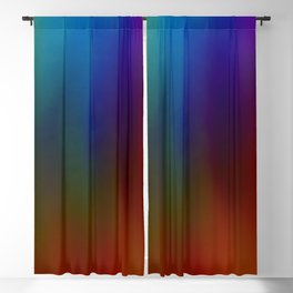 Bruised soul Blackout Curtain