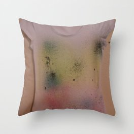 Cascada Bella Designs 'Simply Spray'. Throw Pillow