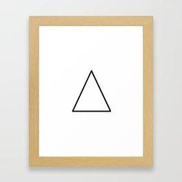 ARTIFACT Framed Art Print