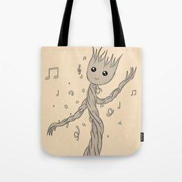 Groot baby Tote Bag