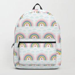 Rainbow Love Backpack