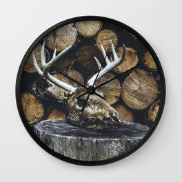 Trophy 2 Wall Clock
