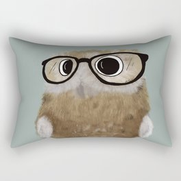 Owl Be Seeing You Rectangular Pillow