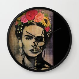 Frida Wall Clock
