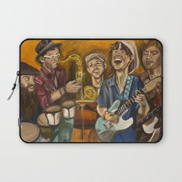 Sly Joe and The Smooth Operators Laptop Sleeve