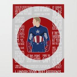 The First Avenger Poster