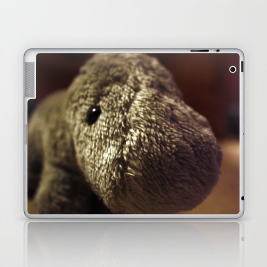 Stuffed Hippo Laptop & iPad Skin