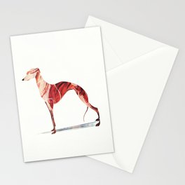 Whippet Stationery Cards