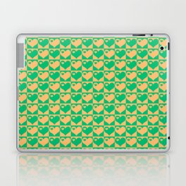 Herzen Liebes Collage Laptop & iPad Skin