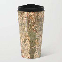 The Pied Piper of Hamelin - Robert Browning Travel Mug