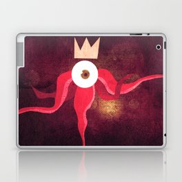 Red King Octopus Laptop & iPad Skin