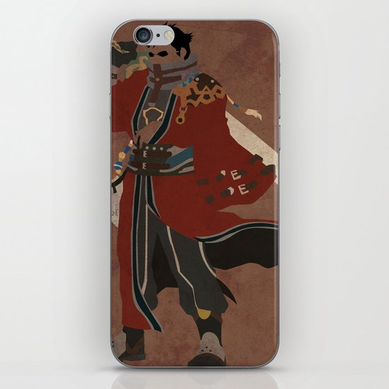 Auron iPhone & iPod Skin