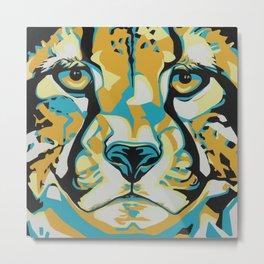"""Noah's Cheetah """"Serengeti Series"""" Metal Print"""