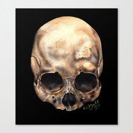Alas, Poor Yorick! Canvas Print
