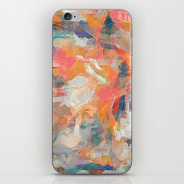 The Crazy Cyclist iPhone Skin