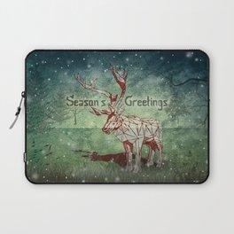 ~ My Deer Season ~ Laptop Sleeve