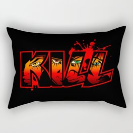 Kill Rectangular Pillow