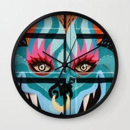 BCNGraffity Wall Clock
