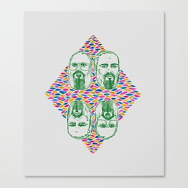 """Oh Snap!"" Canvas Print"