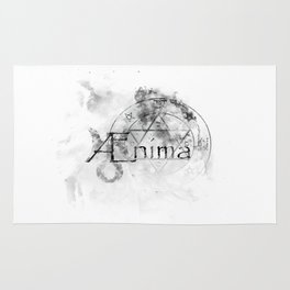 AEnima // Astrological Symbols Rug