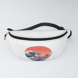 The Great Wave Fanny Pack
