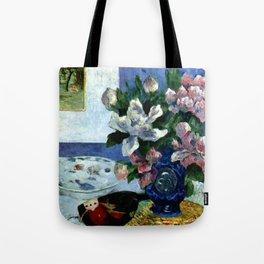 "Paul Gauguin ""Still Life with a Mandolin"" Tote Bag"