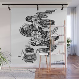 Cosmos Space Music Wall Mural