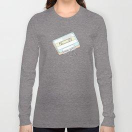 C A S S E T T E Long Sleeve T-shirt
